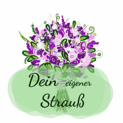 Von unseren Floristen in liebevoller Handarbeit und mit handwerklicher Sorgfalt für dich zusammen gestellt. Dein individueller Blumenstrauß mit Blumen der Saison.