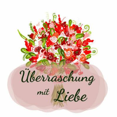 Lass dich von der Handwerkskunst unserer Floristen überzeugen mit einem Liebes-Überraschungs-Blumenstrauß aus Blumen der Saison. Jeder Strauß ist einzigartig.